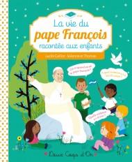 La vie du pape François racontée aux enfants
