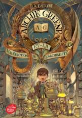 Archie Greene et la malédiction de l'alchimiste - Tome 2