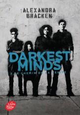 Darkest Minds - Tome 2  avec affiche du film en couverture