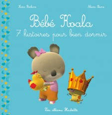 Recueil Bébé Koala - 7 histoires pour bien dormir (TP)