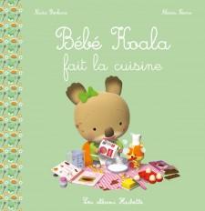 Bébé Koala fait la cuisine