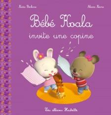 Bébé Koala invite une copine
