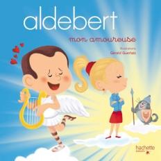 Aldebert - Mon amoureuse / Livre CD