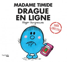 Madame Timide drague en ligne