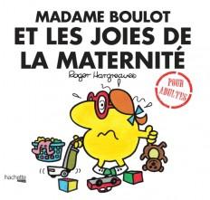 Madame boulot et les joies de la maternité