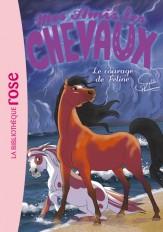 Mes amis les chevaux 23 - Le courage de Féline
