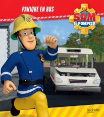 Sam le Pompier - Panique en bus