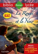 Bibliolycée Le rouge et le noir Stendhal Bac 2020 - Parcours Le personnage de roman