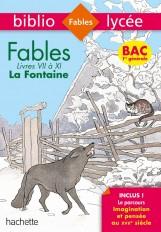 Bibliolycée Fables de la Fontaine - Séries générales - BAC 2021 Parcours Imagination et pensée