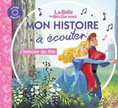 DISNEY PRINCESSES - Mon histoire à écouter - La Belle au bois dormant