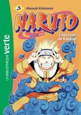 Naruto 03 NED 2018 - L'épreuve de Kakashi
