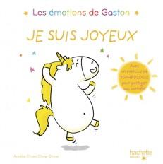 Les émotions de Gaston - Je suis joyeux