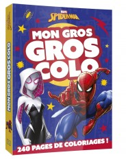 SPIDER-MAN - Mon Gros Gros Colo - MARVEL