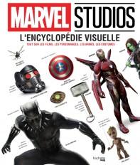Marvel L'Encyclopédie Visuelle