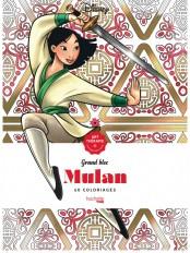 Grand bloc Art-Thérapie Disney Mulan