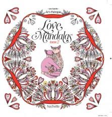 Grand Carré art-thérapie Love Mandalas