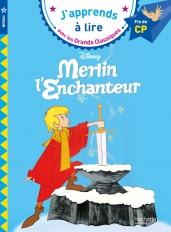 Merlin l'Enchanteur CP Niveau 3