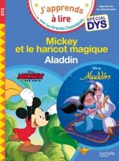 Mickey et le haricot magique/Aladdin - Lectures Disney Spéciales DYS