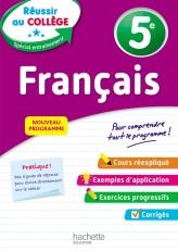 Réussir au collège - Français 5e