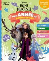 REINE DES NEIGES 2 - Mon année de Petite section (3-4 ans)