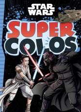 STAR WARS - Super colos