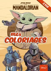 THE MANDALORIAN - Mes Coloriages - Star Wars
