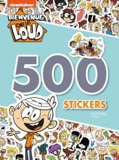 Bienvenue chez les Loud- 500 stickers