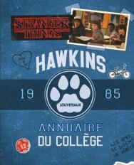 Stranger things- Annuaire  Hawkins 1985