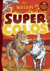 LE ROI LION (LE FILM) - Super Colos - Disney