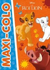 LE ROI LION - Maxi-Colo - Disney