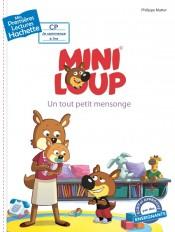 Premières lectures - Mini-Loup - Un tout petit mensonge