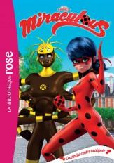 Miraculous 17 - Coccinelle contre araignée