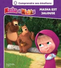 Masha et Michka-Masha est jalouse