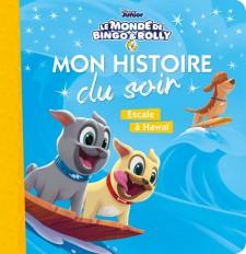 LE MONDE DE BINGO ET ROLLY - Mon Histoire du Soir - Escale à Hawaï - Disney