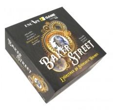 Boîte escape game Baker Street