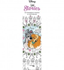 Marque-pages Disney Love stories