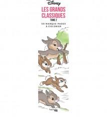 Marque-pages Disney Les Grands classiques Tome 2