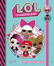 L.O.L. Surprise ! - Carnet badges