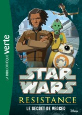 Star Wars Resistance 04 - Le secret de Yeager