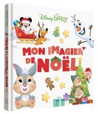 DISNEY BABY - Mon imagier de Noël
