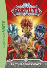 Gormiti 01 - La Tour des éléments