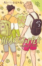Heartstopper - Tome 3 - Un voyage à Paris
