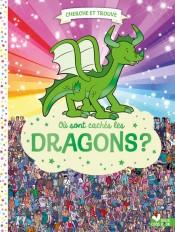 Cherche et trouve - où sont cachés les dragons