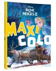 LA REINE DES NEIGES 2 - Maxi Colo - Disney