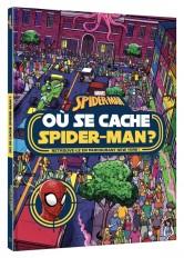 SPIDER-MAN - Où se cache Spider-Man ? -  MARVEL