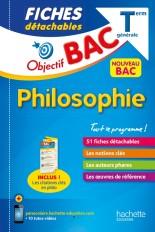 Objectif Bac Fiches détachables Philosophie Tle