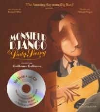 Monsieur Django et Lady Swing - Livre CD