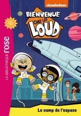 Bienvenue chez les Loud 25 - Le camp de l'espace