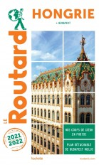 Guide du Routard Hongrie 2021/22