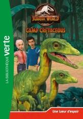 Jurassic World, la colo du crétacé 06 - Une lueur d'espoir